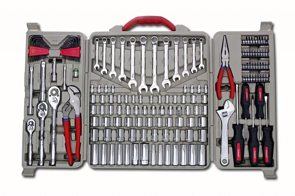 kit de ferramentas essenciais